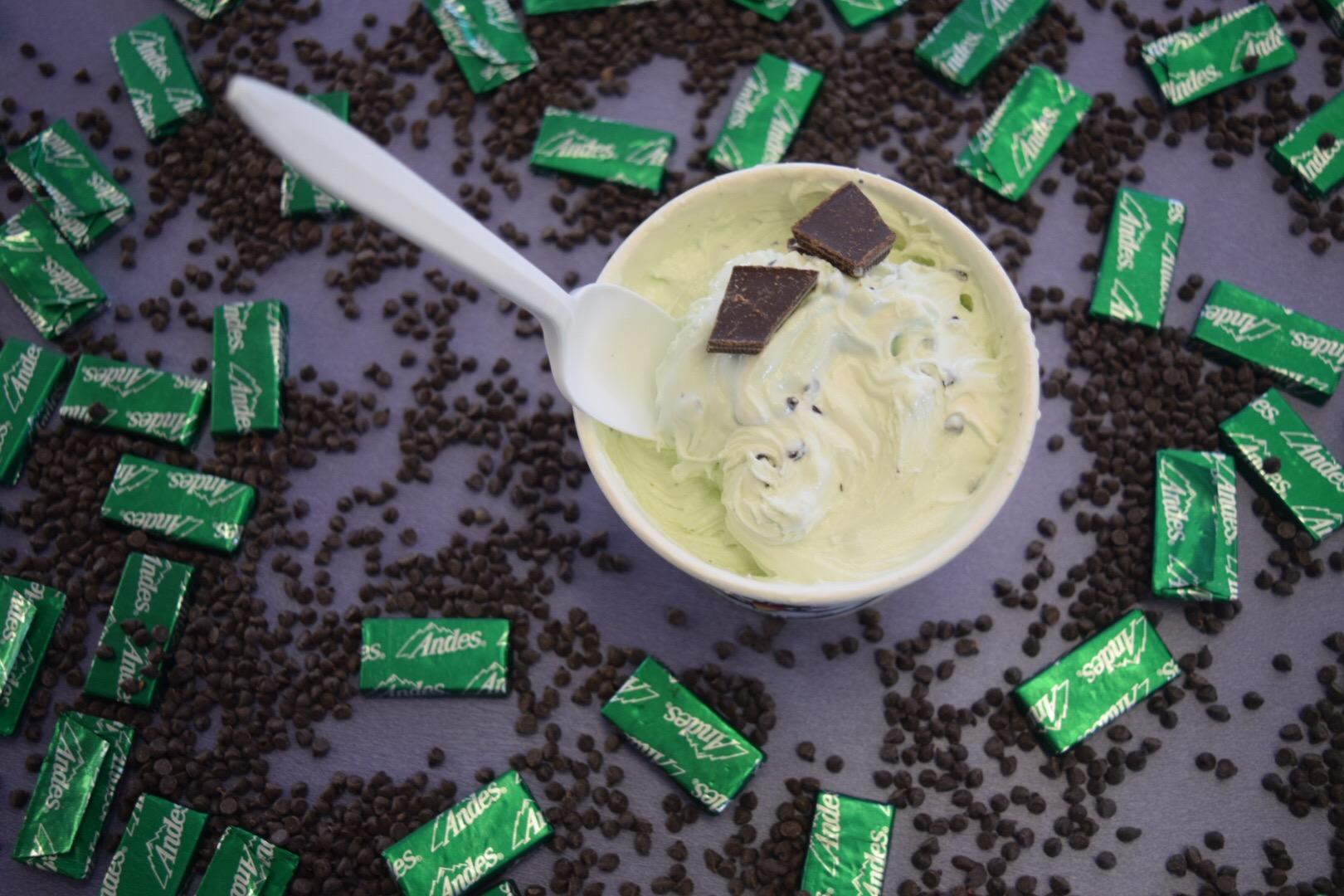 Ice Cream and Mints